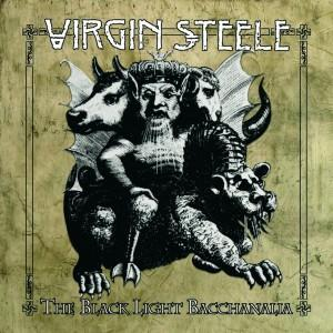 Cover of Virgin Steele - The Black Light Bacchanalia