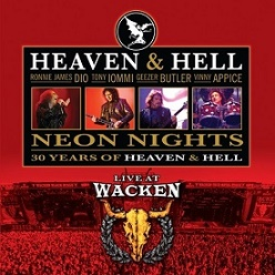 Heaven and Hell - Neon Nights: 30 Years of Heaven & Hell