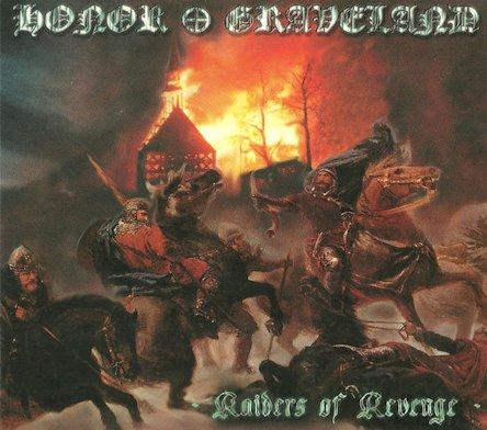 Graveland / Honor - Raiders of Revenge