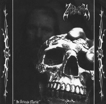 Zarach 'Baal' Tharagh - Demo 86 - In Articulo Mortis