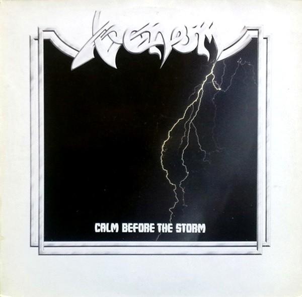 Venom - Calm Before the Storm