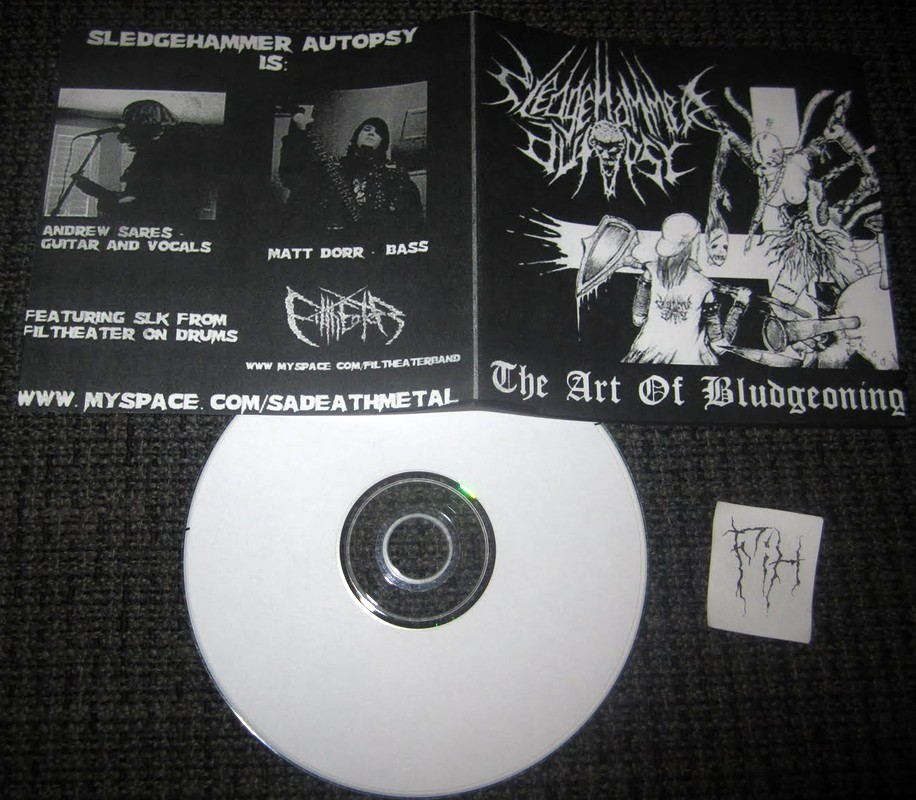 Sledgehammer Autopsy - The Art of Bludgeoning