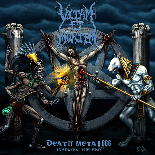 Vitam et Mortem - Death Metal 666 (Invoking the End)
