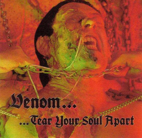 Venom - ...Tear Your Soul Apart