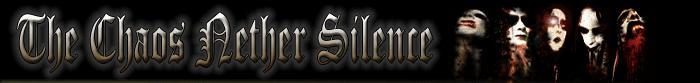 The Chaos Nether Silence - Logo