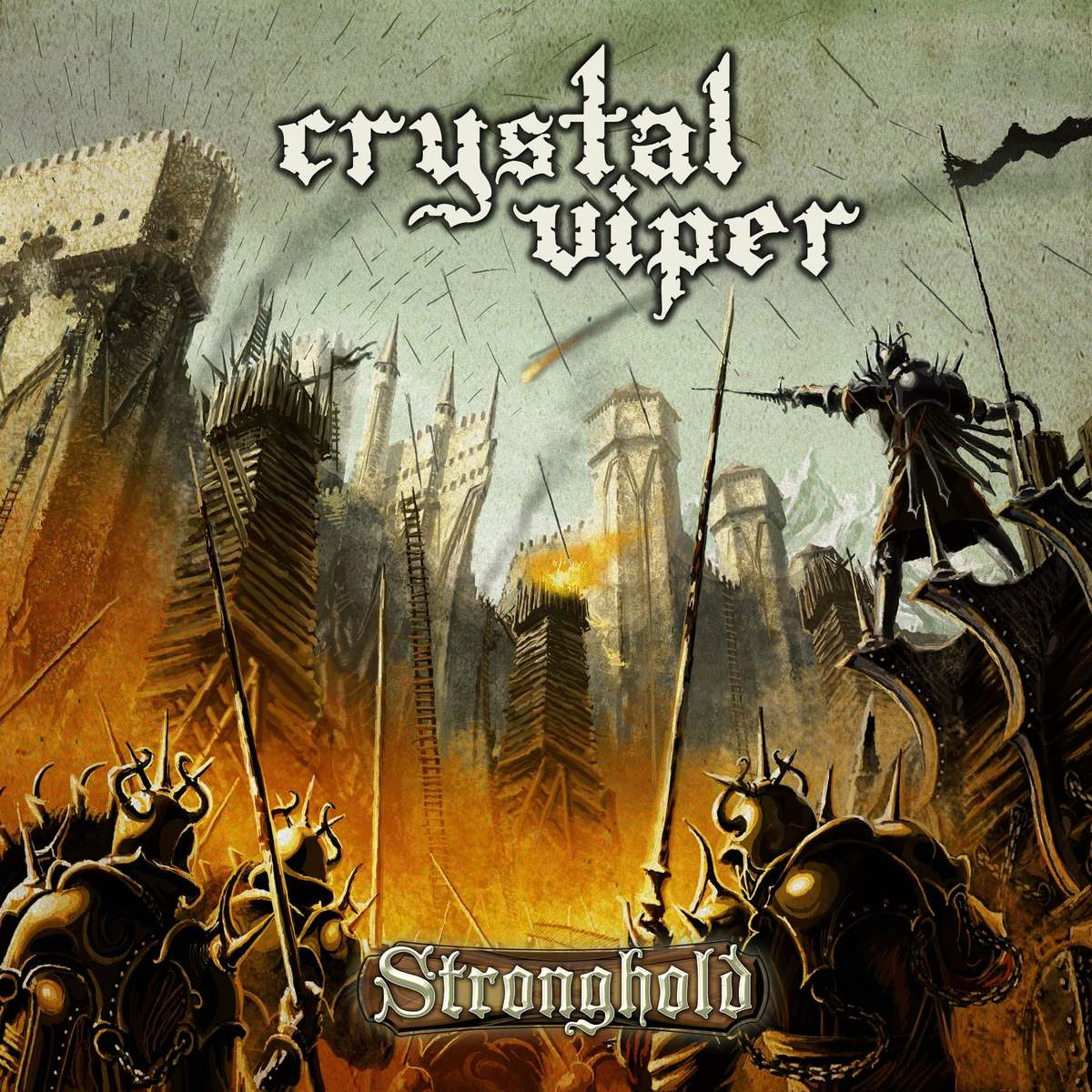 Crystal Viper - Stronghold