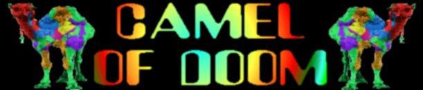 Camel of Doom - Logo