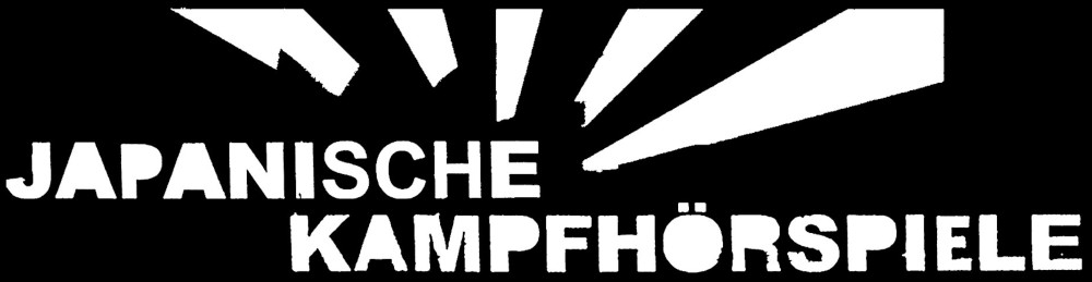 Japanische Kampfhörspiele - Logo