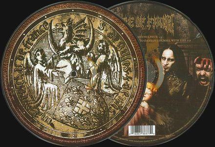 Cradle of Filth - Honey and Sulphur