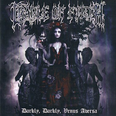 Cover of Cradle Of Filth - Darkly Darkly Venus Aversa