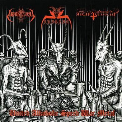 Abigail / Adokhsiny / Hell Torment - United Alkoholic Speed War Metal