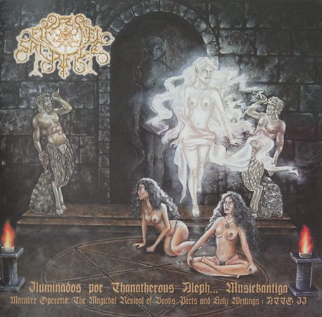 Eternal Sacrifice - Iluminados por Thanatherous Aleph... Musickantiga (Macabre Operetta: the Magickal Revival of Books, Pacts and Holy Writings: Atto II)