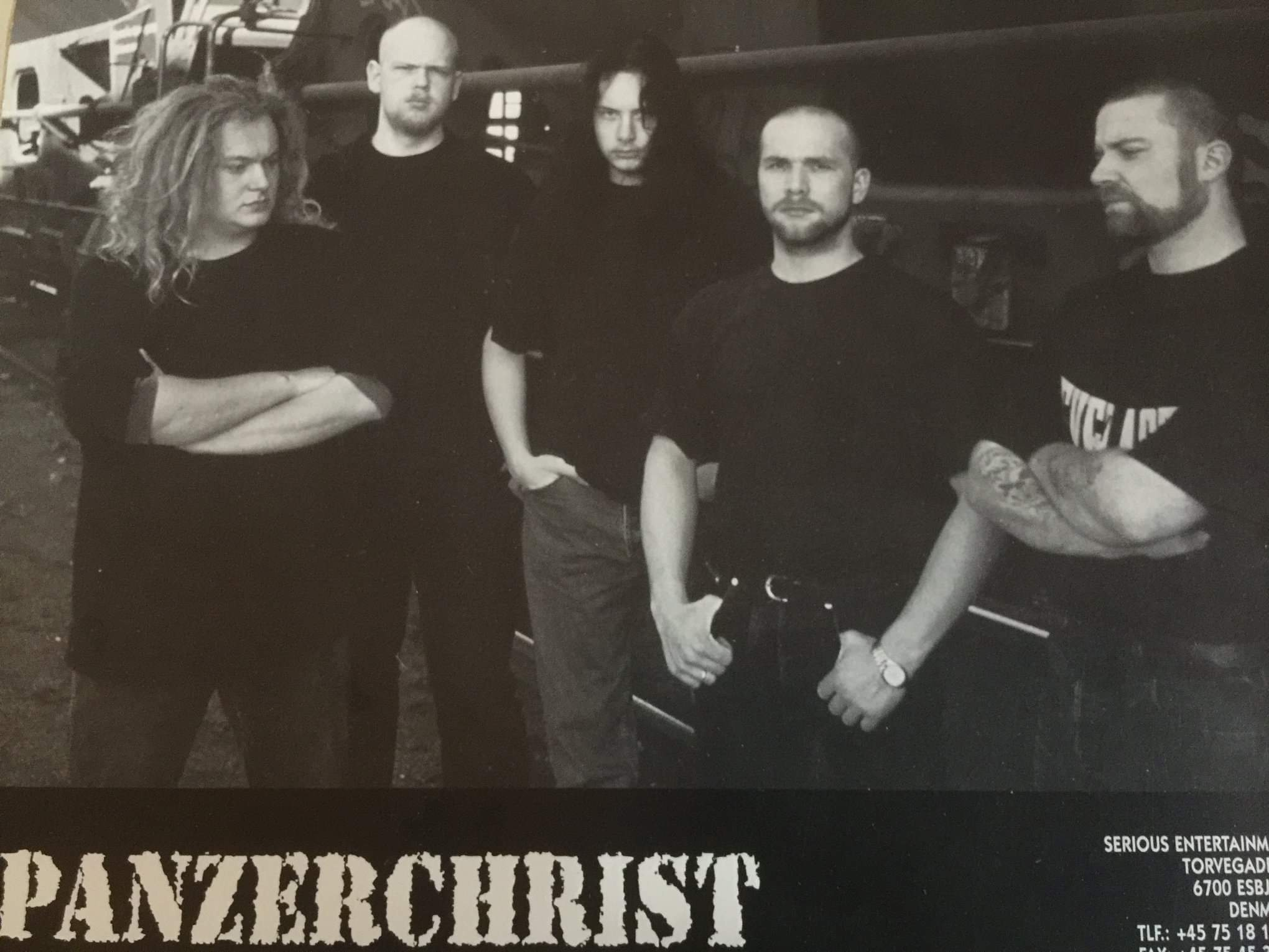 Panzerchrist - Photo