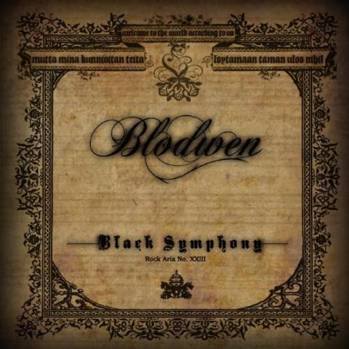 Blodwen - Black Symphony