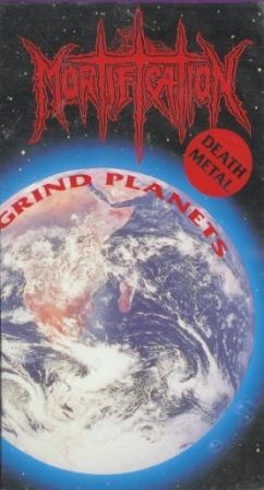 Mortification - Grind Planets