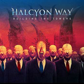 Halcyon Way - Building the Towers