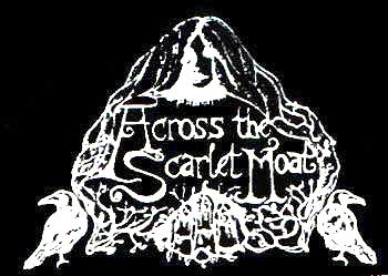 Across the Scarlet Moat - Logo