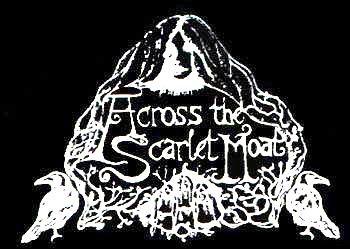 Across the Scarlet Moat - Logo