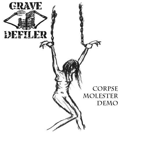 Grave Defiler - Corpse Molester
