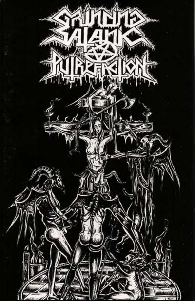 Grinding Satanic Putrefaction - Grinding Satanic Putrefaction