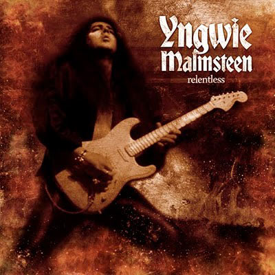 Yngwie J. Malmsteen - Relentless