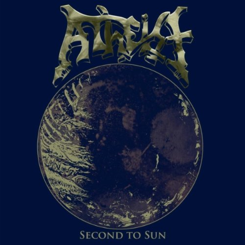 Atheist - Second to Sun