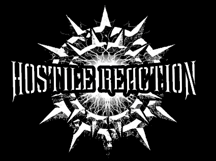Hostile Reaction - Logo