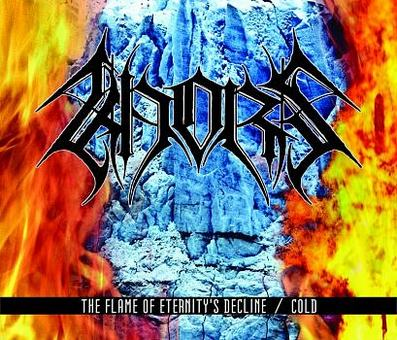Khors - The Flames of Eternity's Decline / Cold