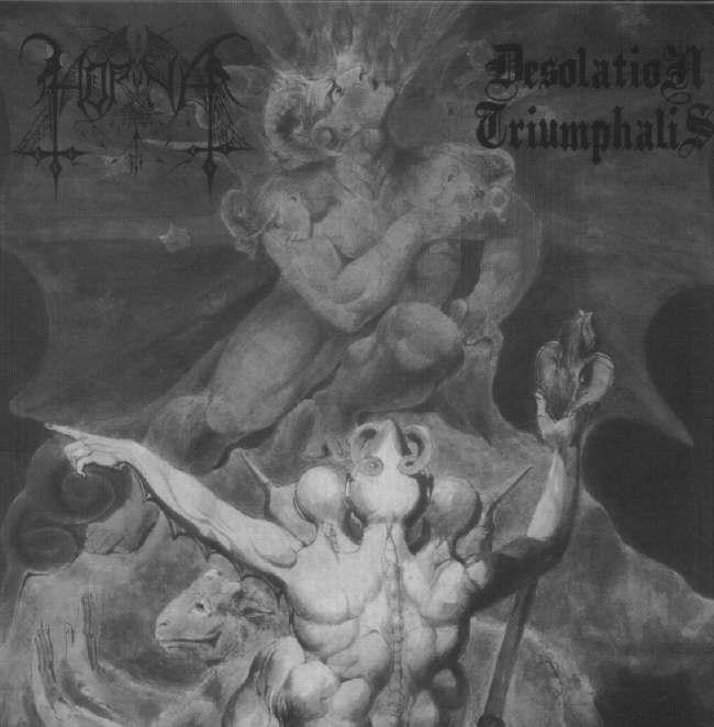 Horna / Desolation Triumphalis - Horna / Desolation Triumphalis