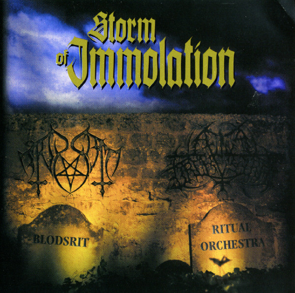 Blodsrit / Ritual Orchestra - Storm of Immolation