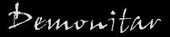 Demonitar - Logo