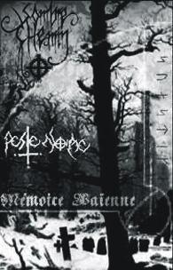 Sombre Chemin / Peste Noire - Mémoire païenne