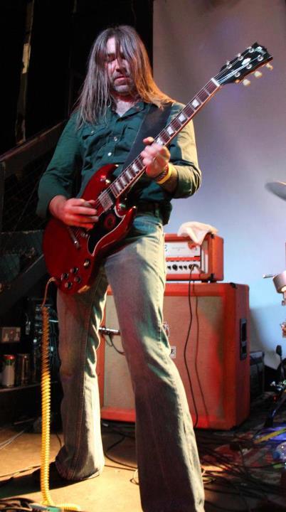 Mark Thomas Baker