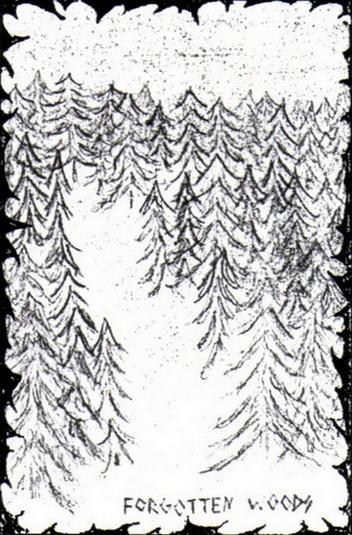 Forgotten Woods - Forgotten Woods
