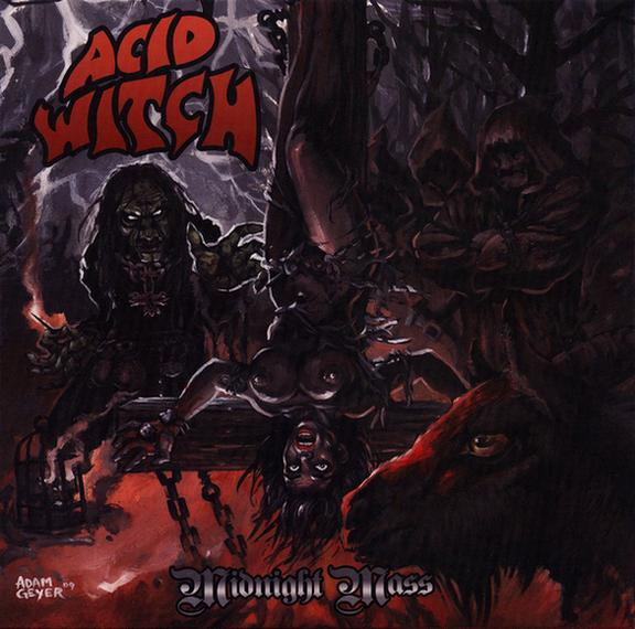 Acid Witch - Midnight Mass