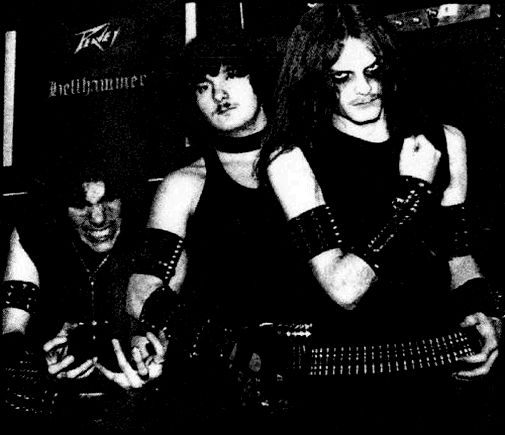 Hellhammer - Photo