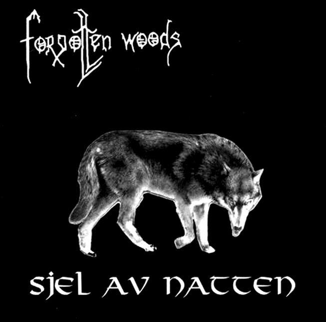 Forgotten Woods - Sjel av natten