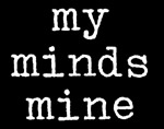 My Minds Mine - Logo