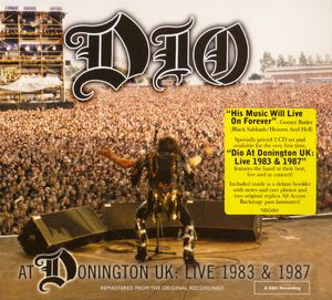 Dio - Dio at Donington UK: Live 1983 & 1987