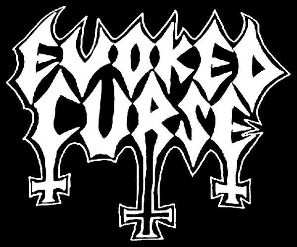 Evoked Curse - Logo