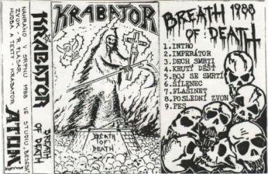 Krabathor - Breath of Death