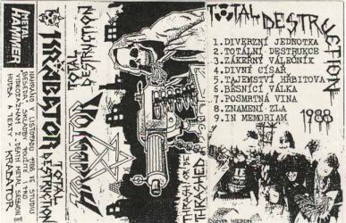 Krabathor - Total Destruction