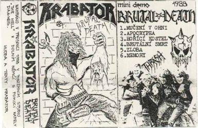Krabathor - Brutal Death