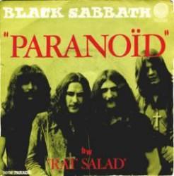 Black Sabbath - Paranoid '72