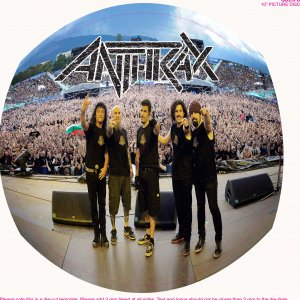 Anthrax - Live at the Sonisphere