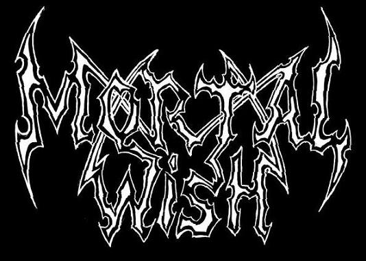 Mortal Wish - Logo