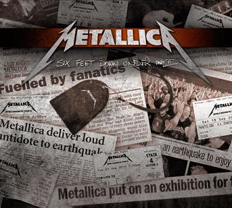 Metallica - Six Feet Down Under Part II