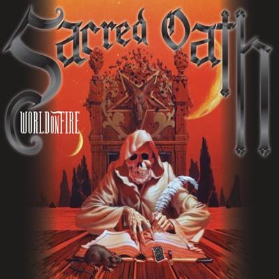 Sacred Oath - World on Fire