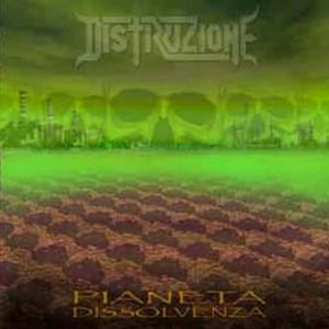 Distruzione - Pianeta dissolvenza