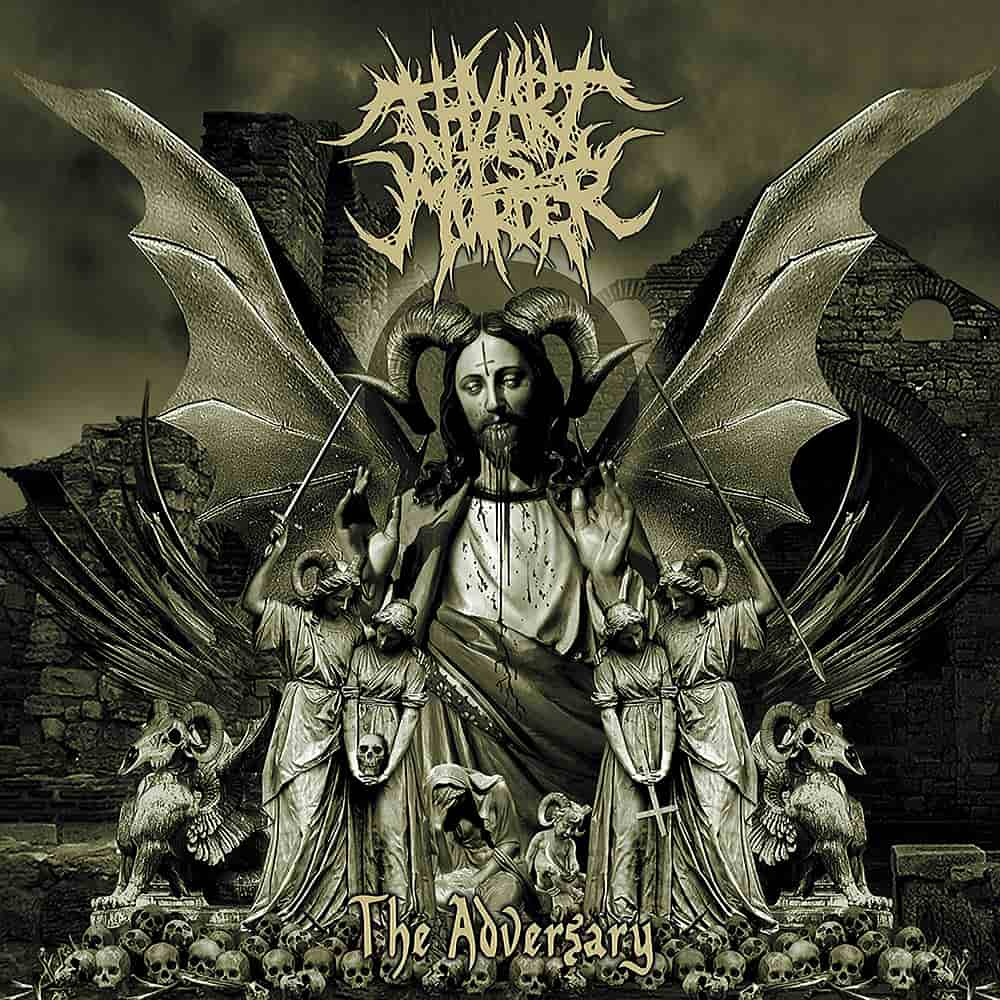 Thy Art Is Murder - The Adversary